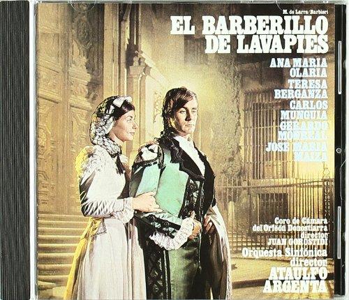Barberillo de Lavapies, el