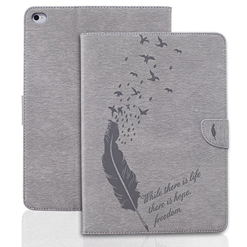 etui-pour-ipad-6-ipad-air-2-anfire-business-loisirs-feather-pattern-premium-pu-leather-coque-extreme