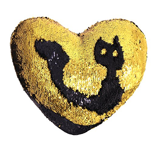 mermaid-pillow-with-pillow-insert-by-u-miss-two-color-decorative-heart-shape-reversible-sequin-pillo
