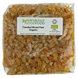 Organic Candied Mixed Peel 200g - Free Delivery