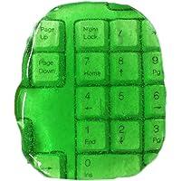 Kinshops Nettoyant pour Clavier Gel de Nettoyage pour Ordinateur Portable Magic Keyboard Cleaner Car Super Clean Glue…