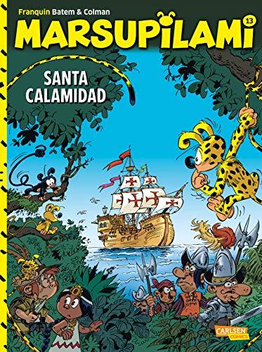 Marsupilami 13: Santa Calamidad