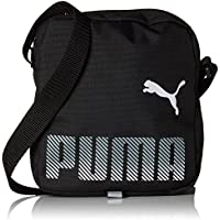 Puma Plus Portable Bolsa, PUMA Black, OSFA
