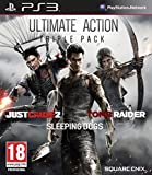 Action Pack : Tomb Raider + Just cause 2 + Sleeping Dogs