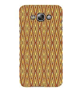 Abstract Pattern 3D Hard Polycarbonate Designer Back Case Cover for Samsung Galaxy E5 :: Samsung Galaxy E5 E500F (2015)