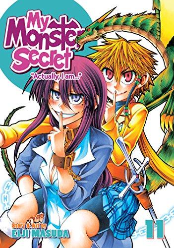 My Monster Secret Vol. 11 (High Custom Monster)