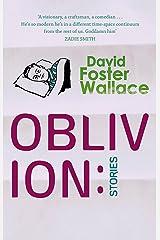 Oblivion: Stories Paperback