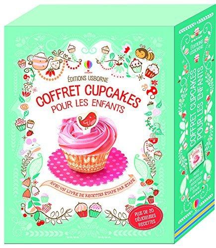 Coffret - Cupcakes pour les enfants: avec un livre de recettes ?tape par ?tape by Fiona Patchett (June 01,2015) par Fiona Patchett;Abigail Wheatley;Nancy Leschnikoff