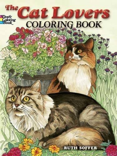 The Cat Lovers' Coloring Book (Dover Nature Coloring Book)