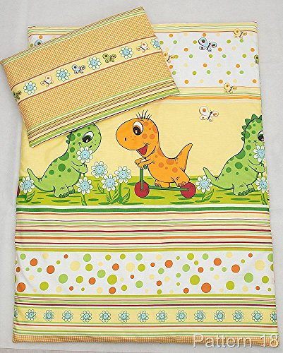 BABY 100% COTTON COT / COT BED