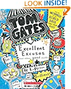 #6: Tom Gates Book #2: Excellent Excuses Cand Other Good Stuff