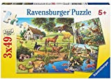 Ravensburger 09265 - Wald-/Zoo-/Haustiere