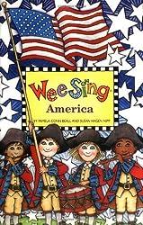 Wee Sing America book (reissue) by Pamela Conn Beall (2002-07-22)