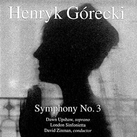 Gorecki - Symphony No.3 (Korea Edition)
