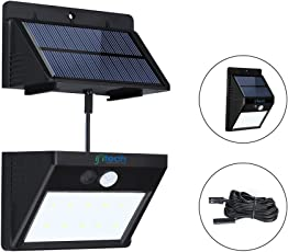 IFITech Solar Light Detachable Panel Design