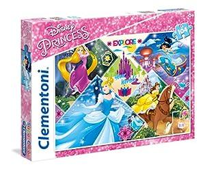Clementoni 27091Princess Puzzle, 104Piezas