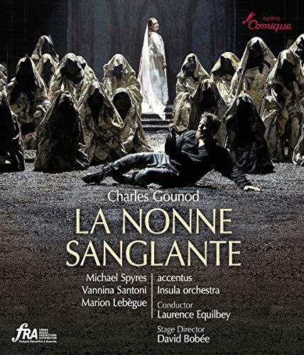 Gounod: La Nonne Sanglante [Various] [Naxos: NBD0097V] [Blu-ray]