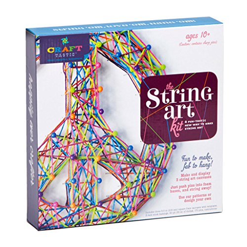 Craft tastic cte40 String Art Kit