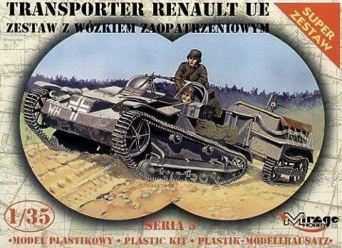 Char Renault - Mirage Hobby 35514–Renault UE Plus Pendentif de