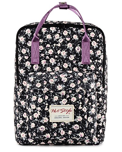 hotstyle-fashion-printed-bestie-cute-floral-laptop-backpack-for-school-girls-black
