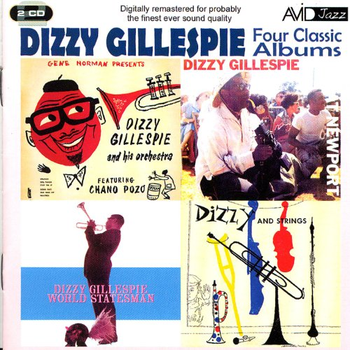 Gene Norman Presents Dizzy Gillespie And His Orchestra: Good Bait