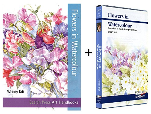 wendy-tait-flowers-in-watercolour-book-dvd-set