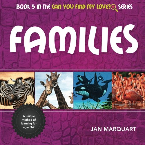Families: Book 5 in the Can You Find My Love? Series: Volume 5