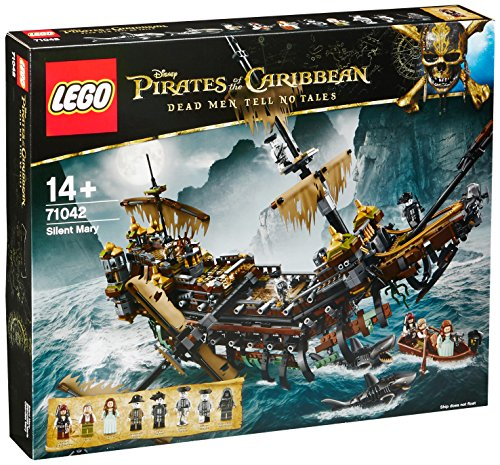 LEGO® Pirates of the Caribbean - Silent Mary (71042) (Jack Piraten Der Karibik)