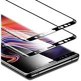 ESR Verre Trempé pour Samsung Note 9 [Pack de 2] [Couverture Intégrale 3D], Protection Ecran Film en Verre Trempé Ultra Résistant Indice Dureté 9H pour Samsung Galaxy Note9