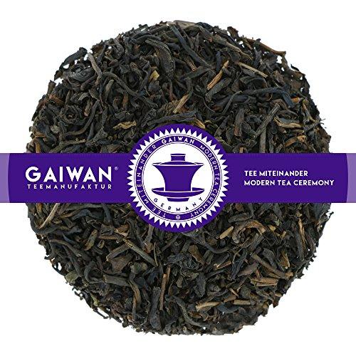 Vanille Schwarz (koffeinfrei) - Schwarzer Tee lose Nr. 1218 von GAIWAN, 250 g