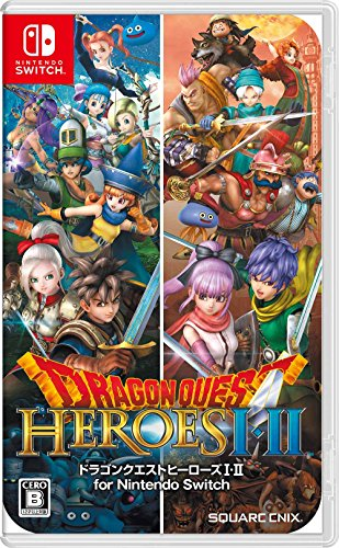 Square Enix Dragon Quest Heroes I & II Switch
