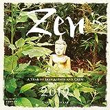 Zen 2019 Calendar: A Year of Inspiration and Calm