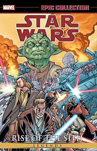 Kenobi Star Wars - Star Wars Epic Collection: Rise of