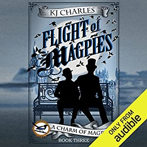 Flight of Magpies by KJ Charles | amazon.com