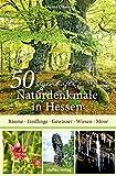 50 sagenhafte Naturdenkmale in Hessen: Bäume, Felsen, Moore, Wiesen, Gewässer - Martina D'Ascola