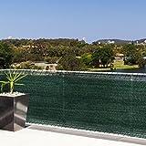Frangivista e parasole casa pura® Marius | Rete giardino e balcone | 1x6m