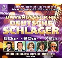 Unvergessliche deutsche Schlager der 50er - 60er - 70er