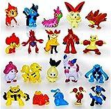 HOT Pokemon Mini Action Figures 24 Pcs S...
