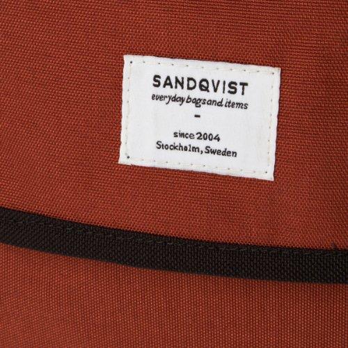 Sac à bandoulière Sandqvist - Erik - Red Rouge