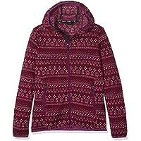 CMP lana 3h20375niña Chaqueta, Otoño-invierno, niña, color morado, tamaño 98