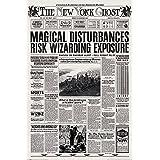 empireposter 749291Fantastic Beasts–phantas Mesas Animales Wesen–The New York Ghost–Película cine–Póster de Impresión–Tamaño 61x 91,5cm, papel, multicolor, 91,5x 61x 0.14cm