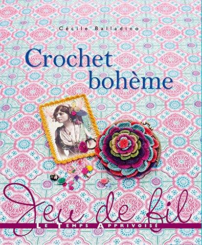 Crochet bohème par Cecile Balladino