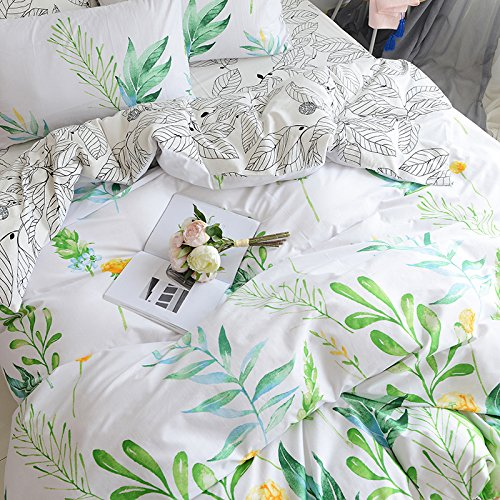 Duvet Cover & Pillowcase Set Bedding King Queen Bedding Bedroom Daybed,A King -