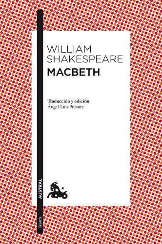 MACBETH Nê370 *11* AUSTRAL por William Shakespeare