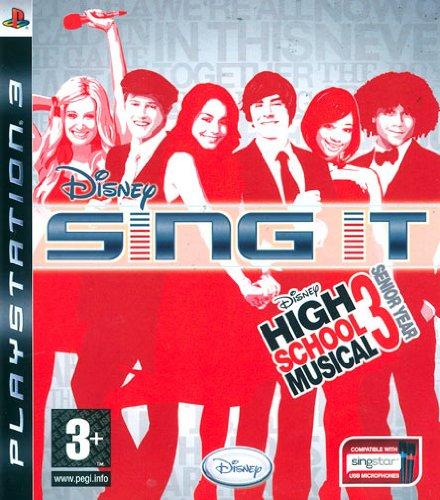 PS3 Singstar High School Musical 3 (USK) (Disney-karaoke-playstation 3)