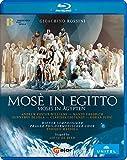 Rossini: Mosé in Egitto (Moses in Ägypten), Bregenz 2017 - Blu-ray