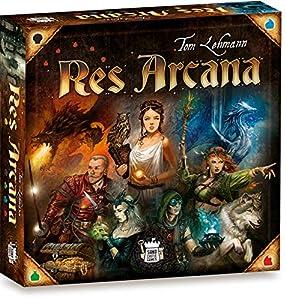 Sand Castle Games RA0101 Res Arcana,, estándar
