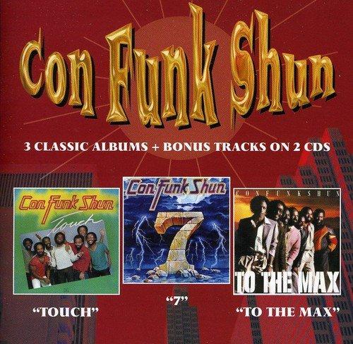 Preisvergleich Produktbild Touch / Seven / To the Max-3 Classic Albums