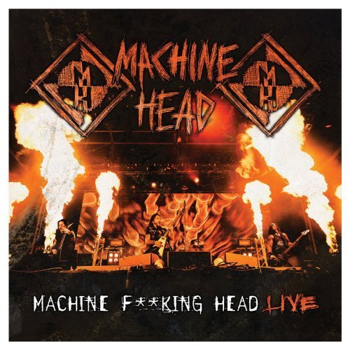 Machine F**king Head Live! by Roadrunner Records (2012-11-13)