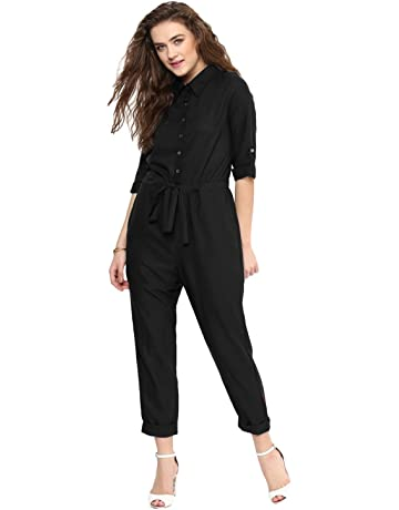 on sale official sale look out for Jumpsuits: Buy jumpsuits for women online at best prices in ...
